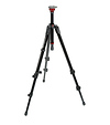 Manfrotto 755XB MDeVe Aluminum Video Tripod