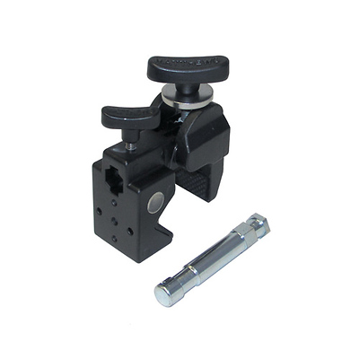 Super Mafer Clamp with 5/8 in. Pin - Black Image 0
