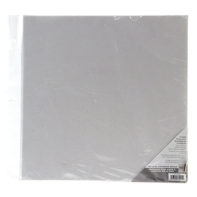 12 x 12in Refill Pack - 12 Pages Image 0