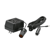 #541 AC Adapter with Car Battery Adapter Cable Image 0