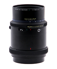 Mamiya Sekor Z 180mm f/4.5 W-N Lens For Mamiya RZ67 - Pre-Owned Image 0