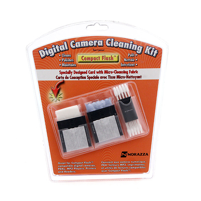 Digital Camera Cleaning Kit for Compact Flash Image 0