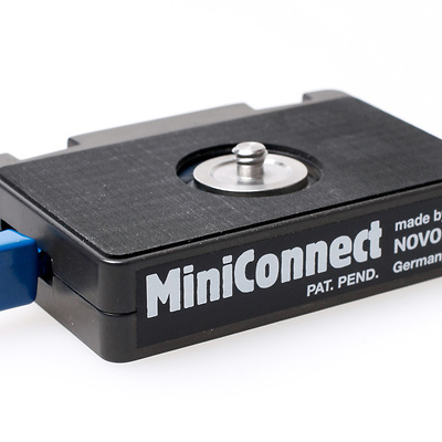 MiniConnect Quick Release Adapter with Plate Image 0