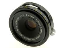 Nikon 45MM F/2.8 Non AI Pancake GN Lens (Used)