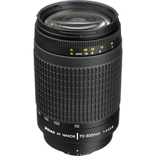 Nikkor 70-300mm f/4-5.6 G - Pre-Owned Image 0