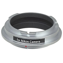 Adapter from Universal Bellows to Nikon Cameras Image 0