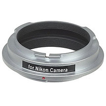 NovoFlex Adapter from Universal Bellows to Nikon Cameras