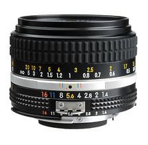 Nikon 50mm f/1.4 AIS Manual Focus Lens