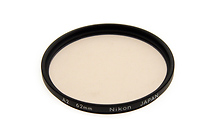 Nikon 62mm A2 81A Color Conversion Glass Filter