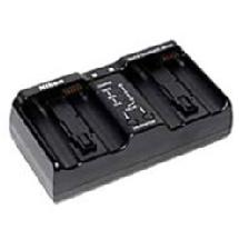 Nikon MH-22 Dual Battery Quick-Charger for the EN-EL4/a Rechargeable Batteries