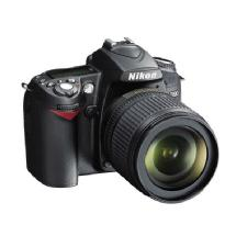 Nikon D90 Digital SLR Camera with 18-105mm VR Lens