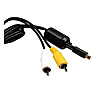 EG-CP14 Audio / Video Interface Cable for Nikon Coolpix Cameras Thumbnail 1