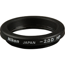-2 Diopter for N8008, N90, N90s & F100 Cameras Image 0