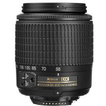 Nikon 55-200mm f/4.0-5.6G ED AF-S DX Autofocus Lens