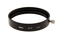Nikon UR-5 Adapter Ring for use with R1C1 and R1 Closeup Flash Systems