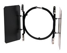 Smith Victor BD80 Barn Doors and Filter Holder for 8in Reflector Lights