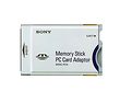 MSAC-PC3 Memory Stick PC Card Adapter