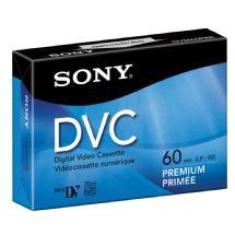 Sony DVM-60PR 60 Minutes Premium MiniDv Tape