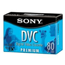 Sony DVM-80PR 80 Minute Premium Mini DV Video Cassette