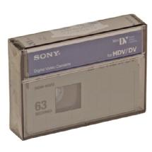 Sony HDM63VG VG HDV Tape