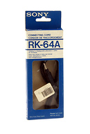 RK-64A Connecting Cord