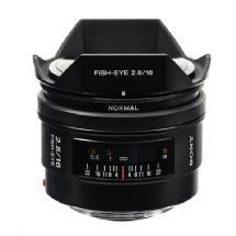 Sony SAL-16F28 16mm f/2.8 Fisheye Lens