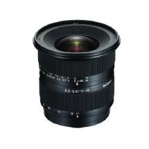 Sony 11-18mm f/4.5-5.6 DT Lens