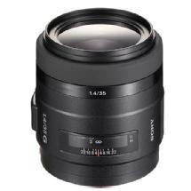 Sony SAL-35F14G Wide Angle 35mm f/1.4G Autofocus Lens
