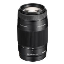 Sony AF D 75-300mm f/4.5-5.6 Autofocus Lens