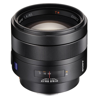 85mm f/1.4 Carl Zeiss Planar T* Lens Image 0