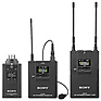 UWP-V6 Wireless Plug-in & Lavalier Microphone System (42/44 - 638 to 662MHz)