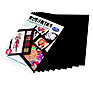 TruBlack Presentation Board 16 X 20 in. Pack of 10
