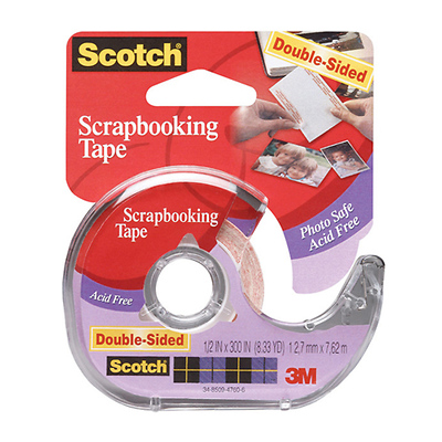 Scrapbooking Tape: 1/2 in. x 300 in. Roll Image 0