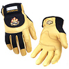 SetWear | Pro Leather Gloves, Large Tan | SWP09010