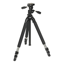 PRO 700 DX Tripod with 3-Way Pan Head Image 0