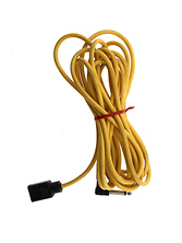 15ft Straight Sync Extension Cord, 1/4in. Image 0