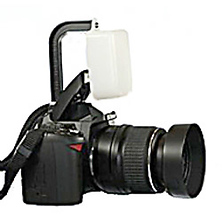 Omni-Flip OM-F1 Diffuser for Pop-up Flashes Image 0
