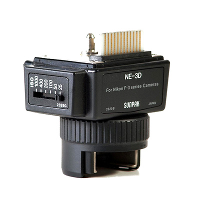 NE-3D Dedicated Module for Nikon F3 Image 0