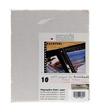 8 x 10 Refill Pages - 10 Sheets Image 0