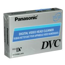 Panasonic AY-DVMCLA Mini DV Cleaning Cassette