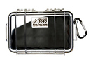 Pelican | 1040 Micro Hard Case (Clear Black) | PC1040CB