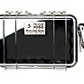 1050 Watertight Micro Hard Case (Clear Black)