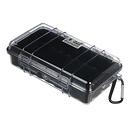 Pelican | 1060 Watertight Micro Hard Case (Clear Black) | PC1060CB
