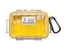 Pelican | 1010 Micro Case (Clear Yellow) | PC1010CY