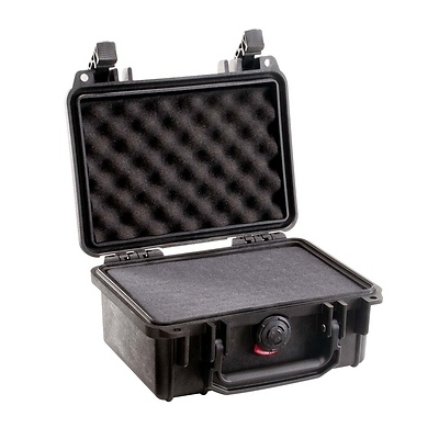 1150 Case with Foam (Black) Image 0