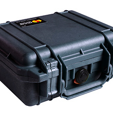 1200 Case with Foam (Black) Image 0