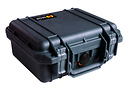 Pelican | 1200 Case with Foam (Black) | PC1200B