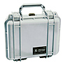 1200 Watertight Hard Case - Silver Thumbnail 2