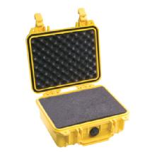 Pelican 1200 Watertight Hard Case - Yellow