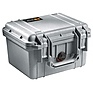 1300 Mini-D Watertight Hard Case - Silver